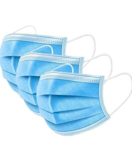 3ply-Face Mask