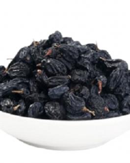 Dry Black Grapes