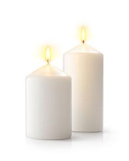 Colour Candle Set